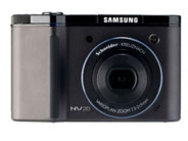 Trois nouveaux appareils chez Samsung : NV8, NV15 et NV20