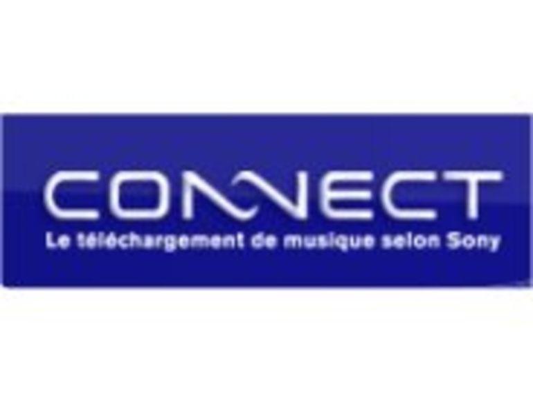 Sony dit bye bye à l'Atrac et au Connect Music Store