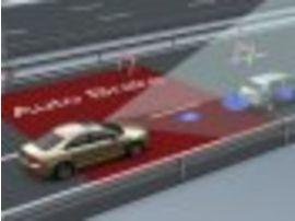 Volvo présente ses nouveaux dispositifs de sécurité