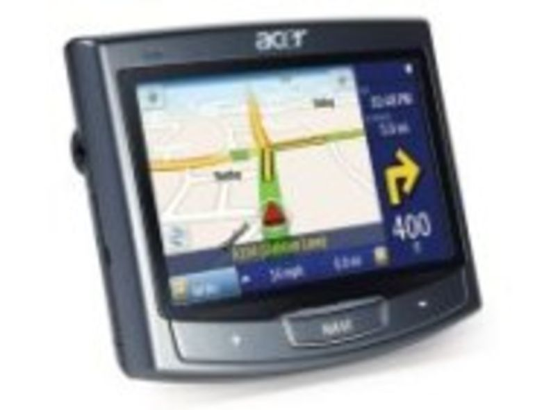 Acer lance un nouveau GPS à petit prix : le P710