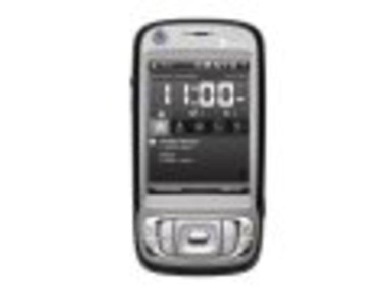 Avant-première:  HTC TyTN P4550