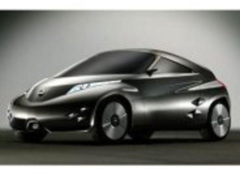 Salon de Francfort : Nissan Mixim, le jeu en tête