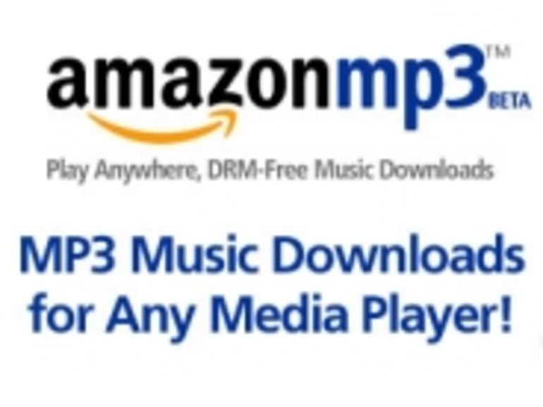 Amazon se lance dans la vente de musique sans DRM