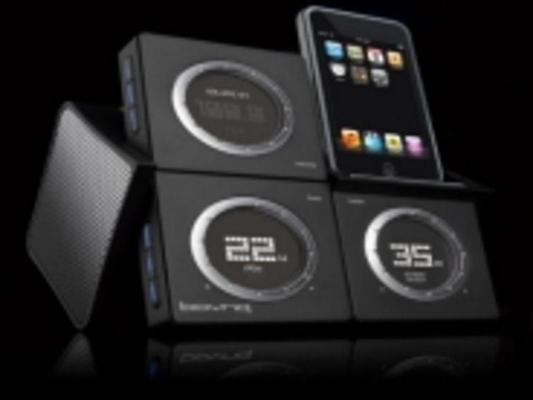 Apple Expo: Wake Up, la plus originale des stations pour iPod