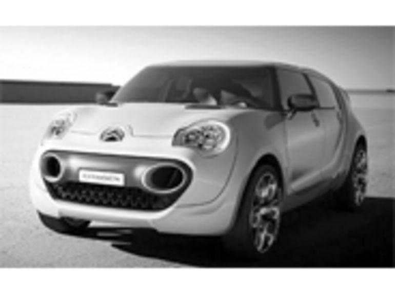 Salon de Francfort : Citroën C-Cactus, simplicité et écologie