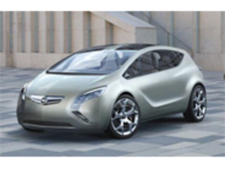 Salon de Francfort : Opel Flextreme, extrêmement hybride