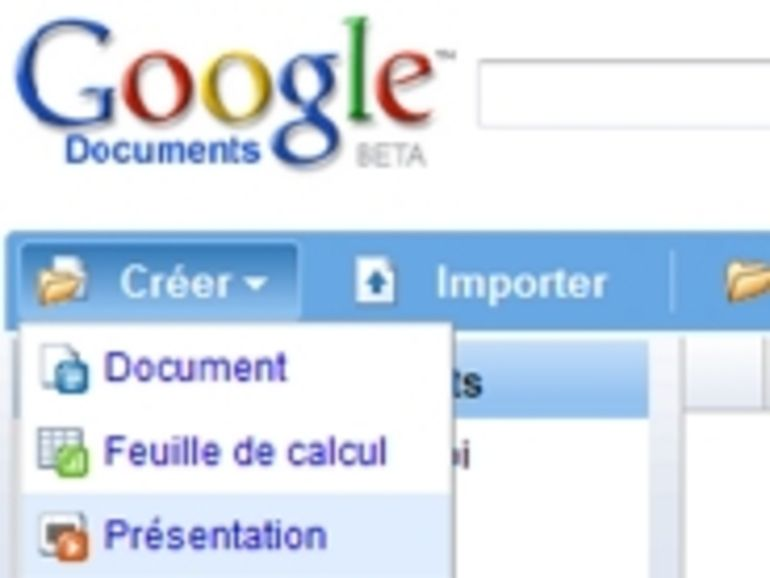 Google Presentation enfin disponible