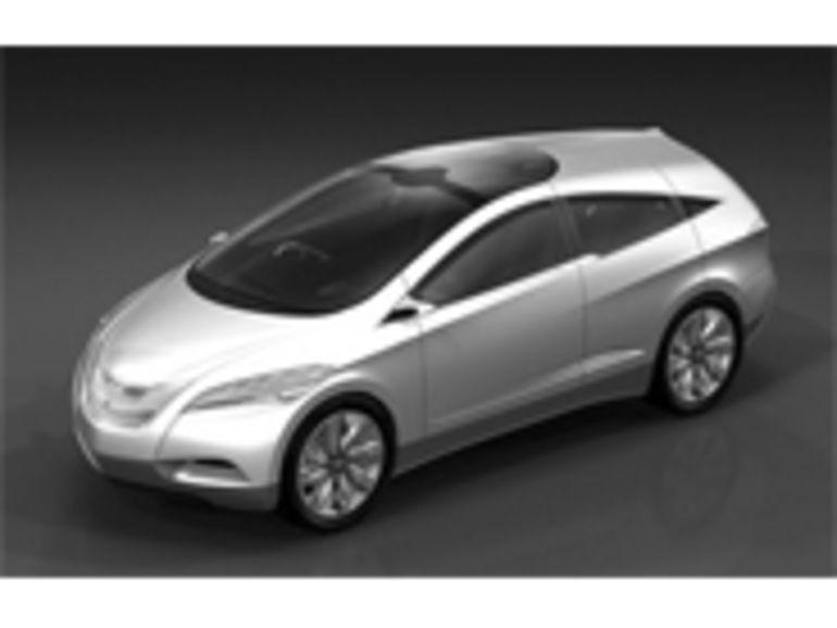 Salon de Francfort : Hyundai i-Blue, écrin pour pile à combustible