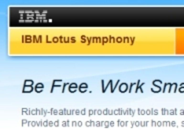 IBM s'invite dans la bataille des suites bureautiques gratuites