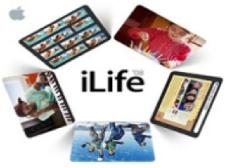 iLife '08 : Apple met à jour sa suite multimédia