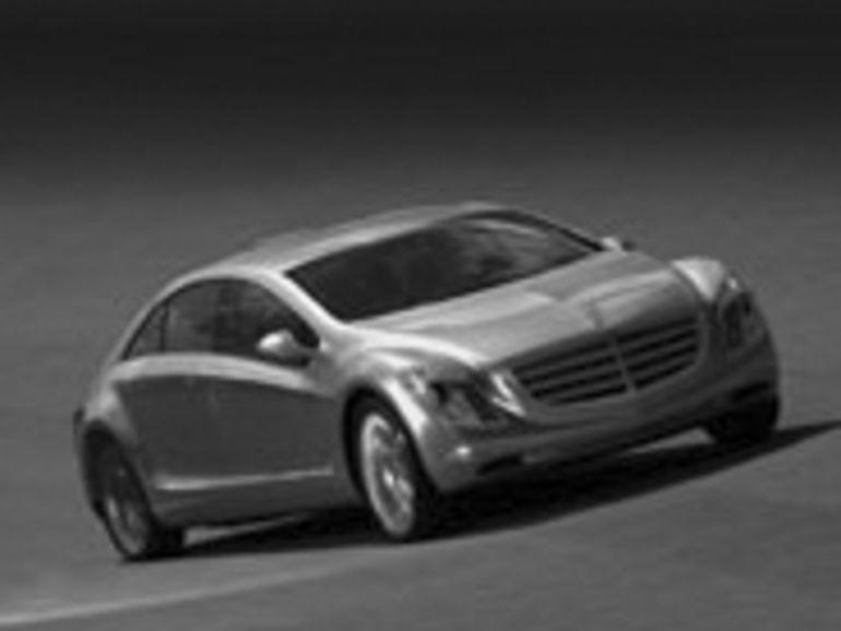Salon de Francfort : Mercedes F700, mini moteur pour maxi technologie