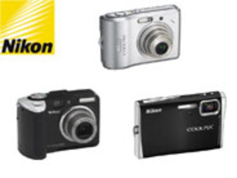 Pas un Coolpix en dessous de 7 mégapixels chez Nikon