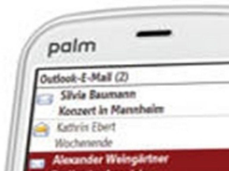 Palm adopte Windows Mobile 6