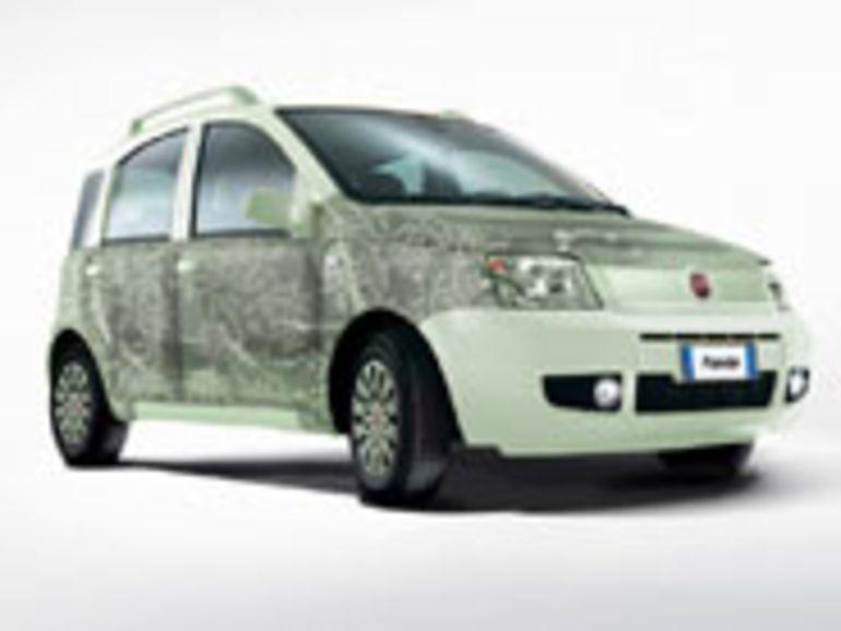 Salon de Francfort : Fiat Panda Aria, des solutions réalistes pour l'environnement