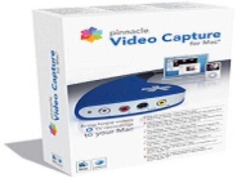 Video Capture: un boîtier d'acquisition vidéo pour Mac signé Pinnacle