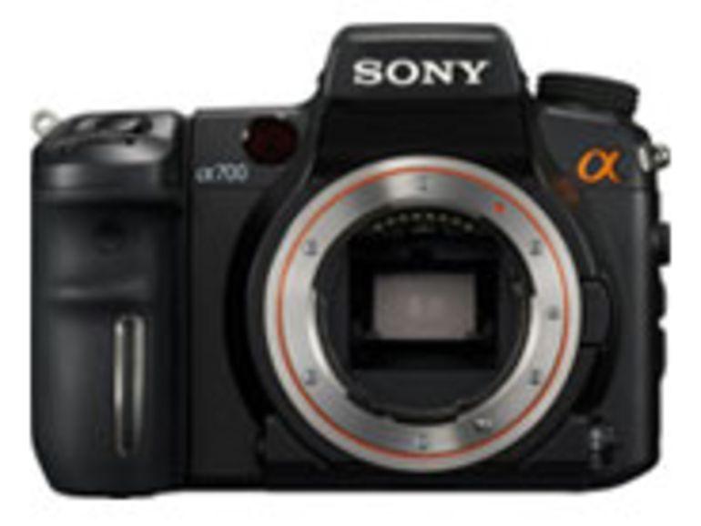 Reflex numériques : Sony Alpha 700 contre Canon 40D et Nikon D300