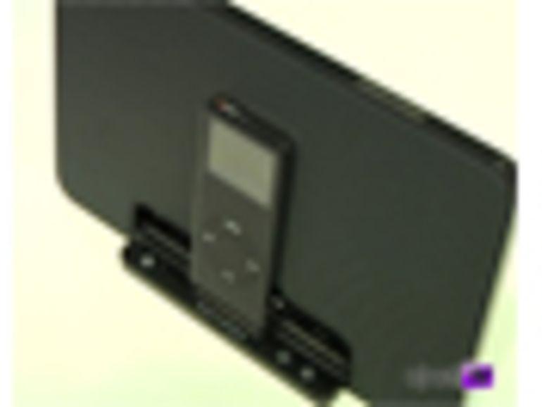 Apple Expo : Altec Lansing iM500 en vidéo
