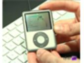Apple Expo : l'iPod Nano en vidéo