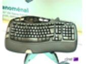 Apple Expo : le clavier Logitech Wave en vidéo