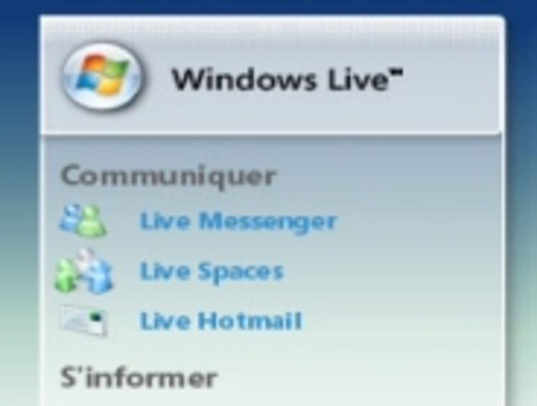 Microsoft lance officiellement la suite Windows Live