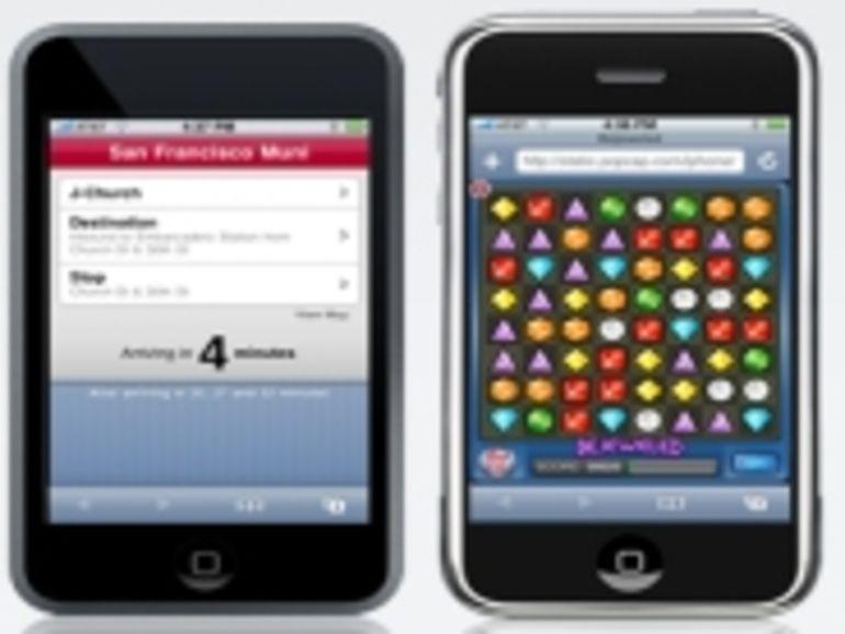 """Steve Jobs : """"vous pourrez développer des logiciels pour l'iPhone à partir de février"""""""