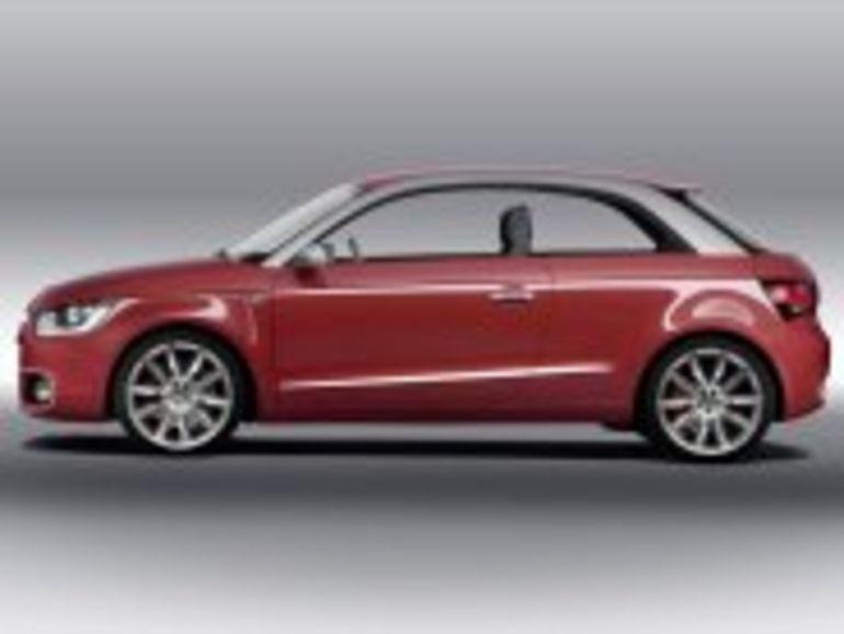 Salon de Tokyo : une Audi A1, hybride et portée sur le high-tech