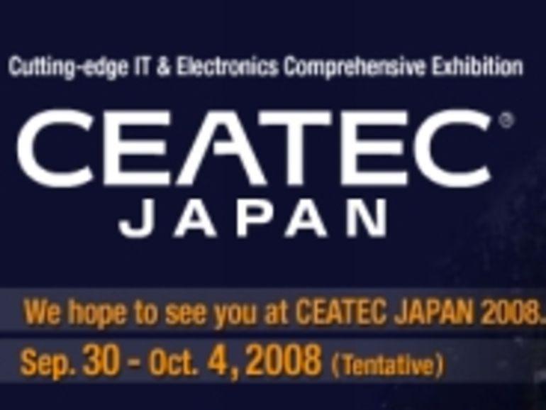 CEATEC 2007 : des hommes et des robots