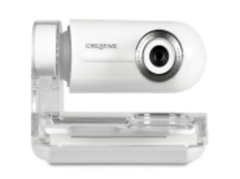 Creative introduit la reconnaissance des visages avec ses webcams