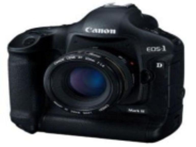 Reflex numérique : Canon va corriger le défaut du EOS-1D Mark III