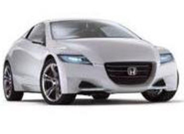Salon de Tokyo : Honda CR-Z, la nouvelle génération de petits coupés Honda