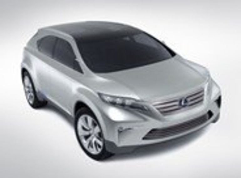 Salon de Tokyo : Lexus LF-XH, le crossover hybride de deuxième génération