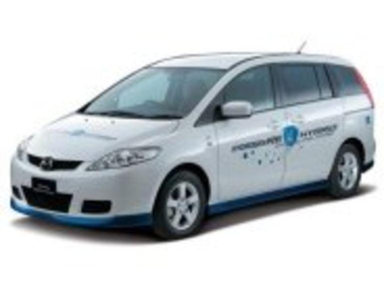 Mazda prend toutes les options : moteur hybride et hydrogène