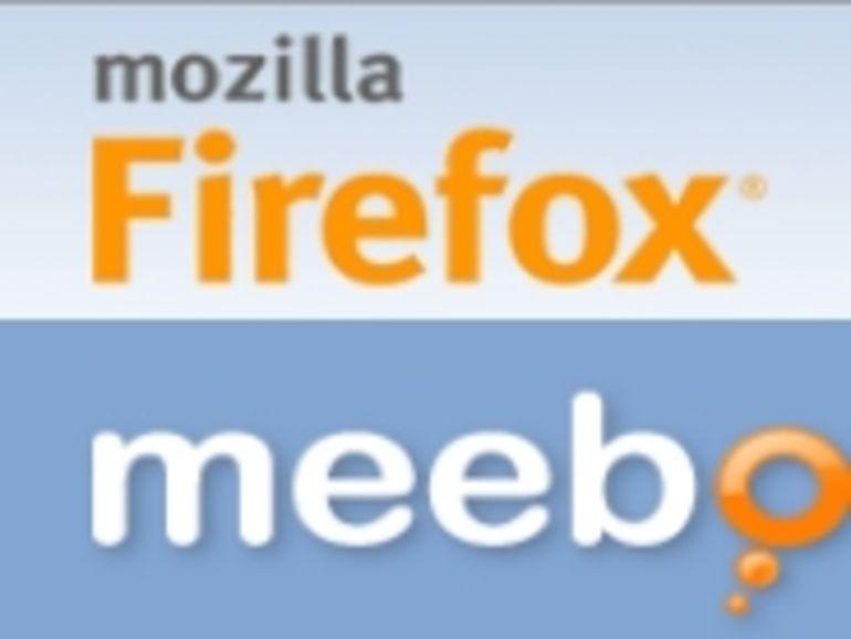 Avec Meebo et Firefox, on peut surfer tout en discutant
