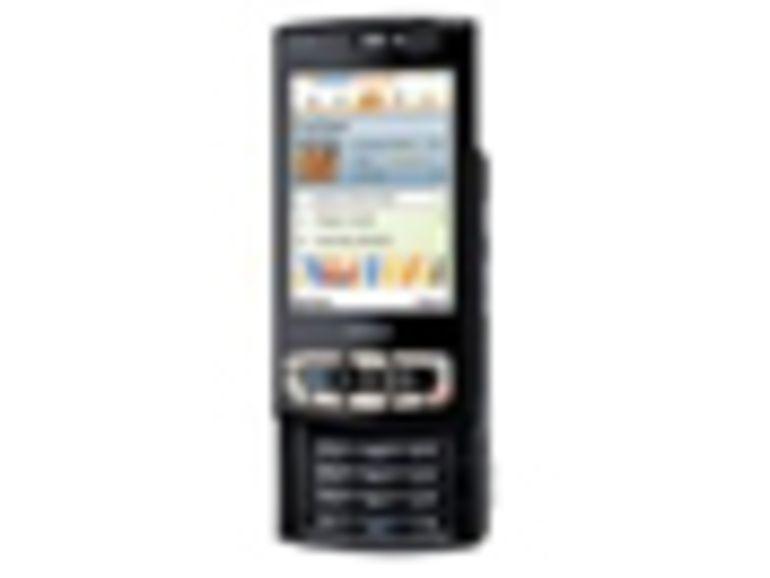 En exclu : le  Nokia N95 8 Go testé par la rédaction de CNET France