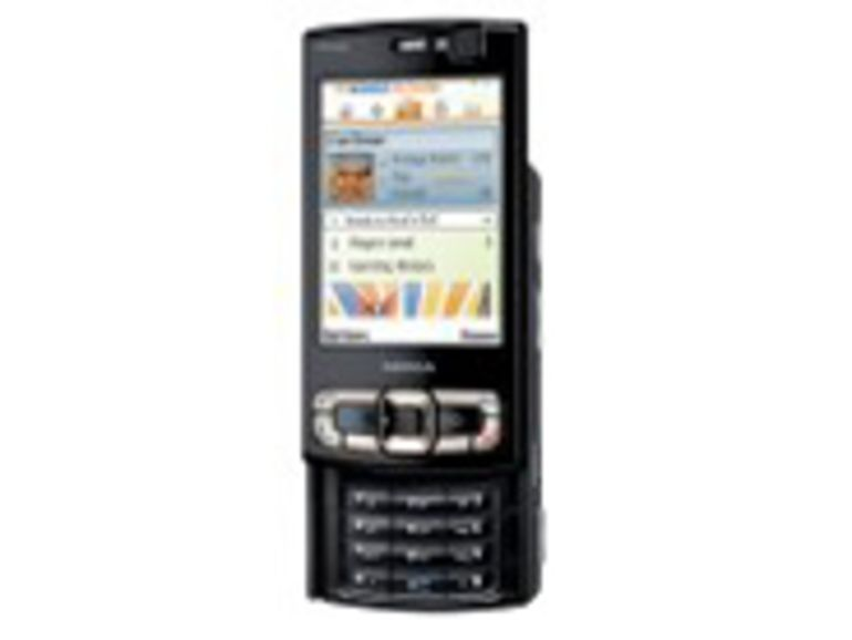 N95 8Go : Nokia et SFR s'associent pour contrer l'iPhone
