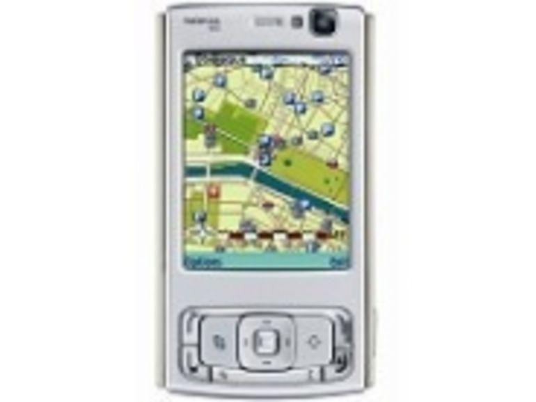 Pour Nokia, 2008 sera l'année du téléphone-GPS