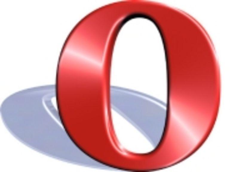 Opera synchronise les Favoris entre le PC et le mobile
