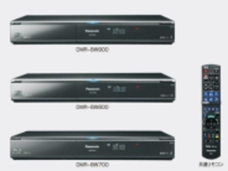 Une capacité de stockage record pour la prochaine platine Blu-ray de Panasonic