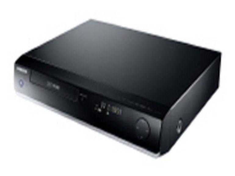 Samsung repousse la sortie de sa platine hybride Blu-ray HD-DVD.