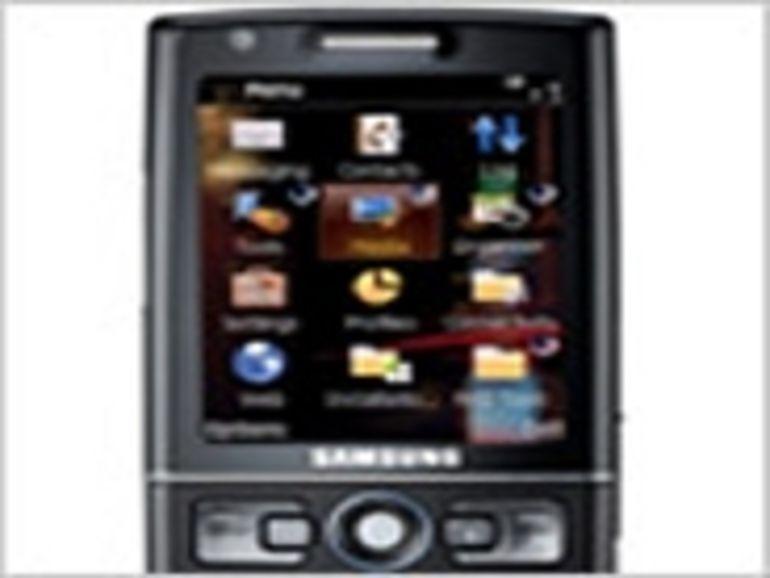 Samsung dévoile son premier téléphone GPS
