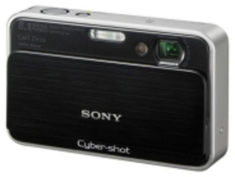 Sony embarque 4 Go de mémoire dans son nouveau Cyber-shot