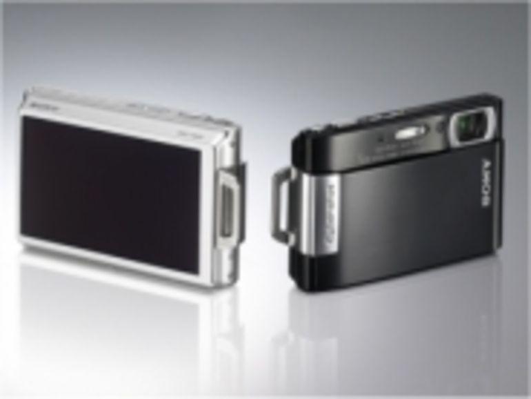 Sony: les nouveaux Cyber-Shot détectent les sourires