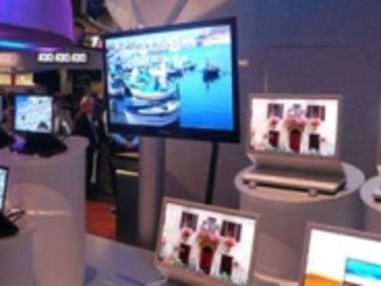 Première mondiale : Sony sort un téléviseur OLED début décembre