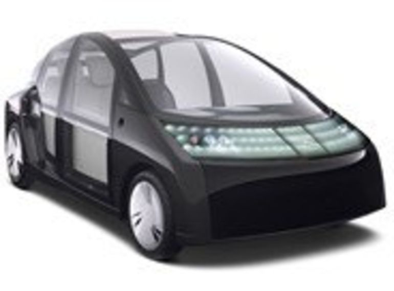 Salon de Tokyo : Toyota 1X, l'hybride poids plume