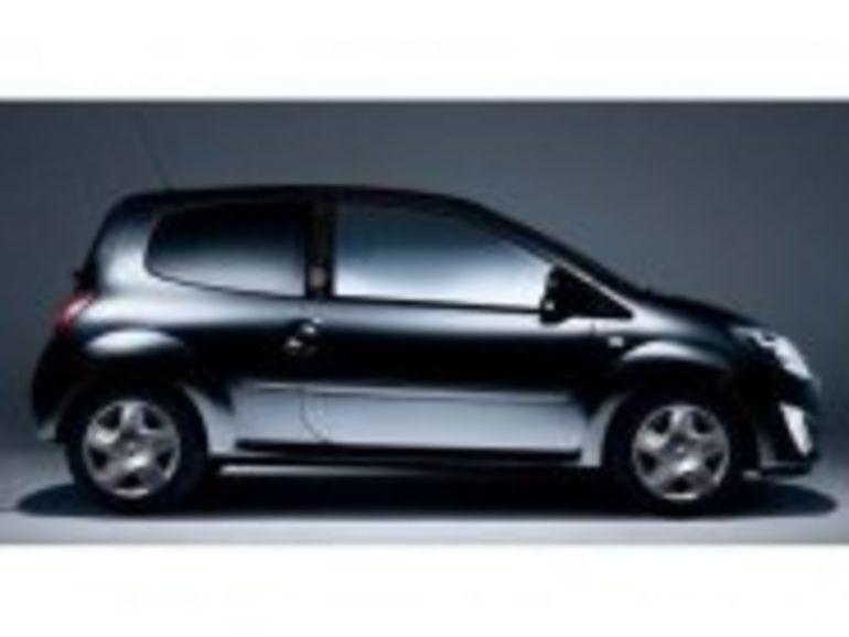 Twingo Nokia : une petite Renault connectée