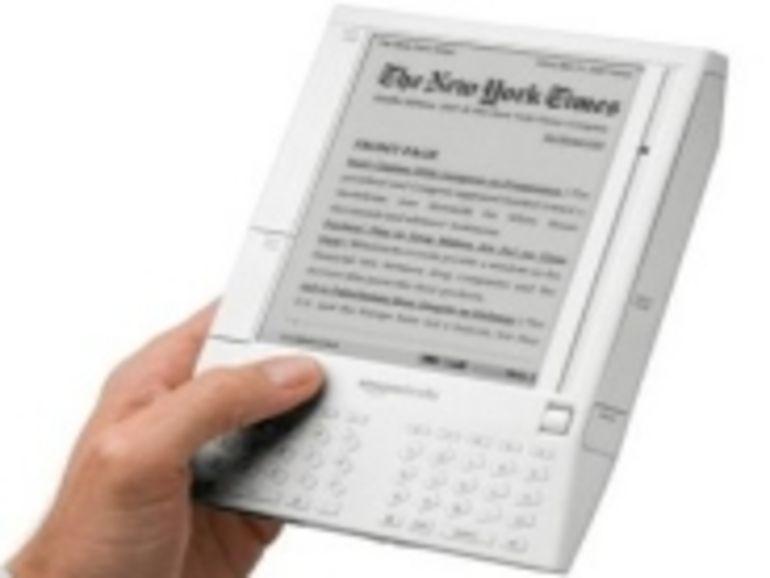 Kindle : l'e-book que tout le monde attendait ?