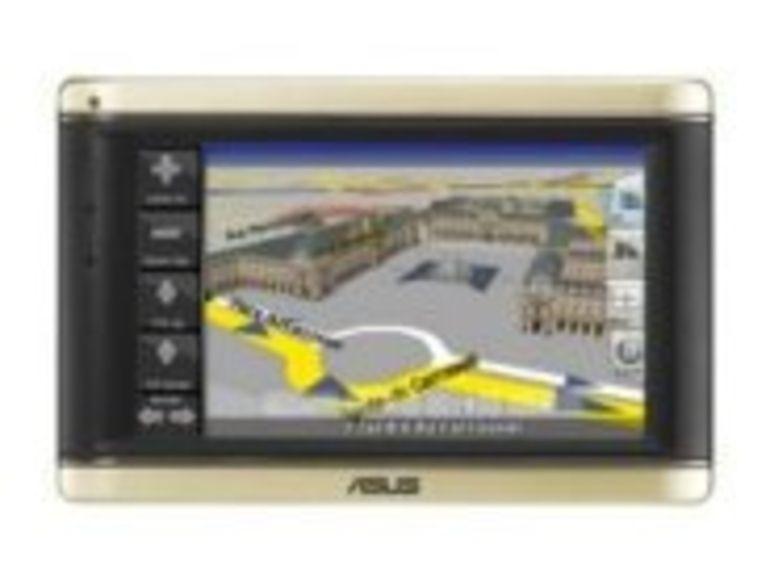 Asus R700 et R300 : deux GPS convertis à la 3D