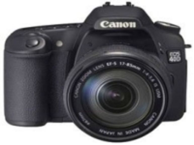 Canon met à jour le firmware de son reflex EOS 40D