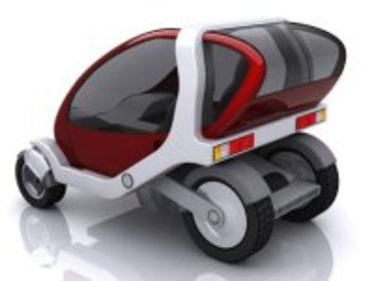 City Car, une petite voiture pensée avant tout pour la ville