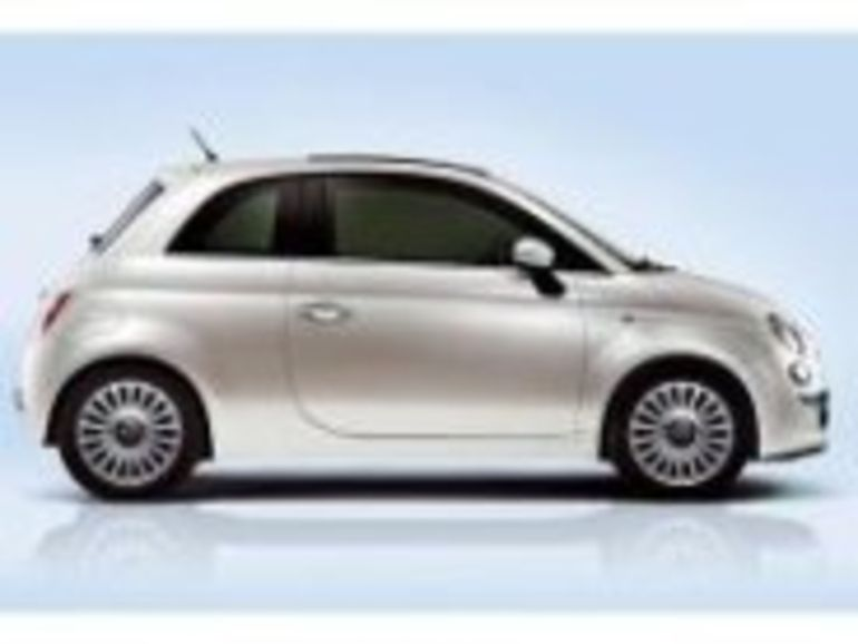 La Fiat 500 élue voiture de l'année 2008
